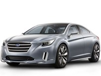 Subaru Brings '15 Legacy Concept to L.A. Auto Show