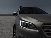 Subaru's All-New 2015 Outback to Debut at N.Y. Auto Show