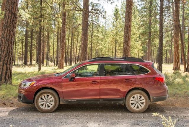 Photo of 2016 Outback courtesy of Subaru.