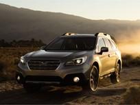 Subaru Announces 2017-MY Updates