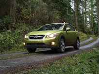 Subaru to Introduce Hybrid at New York Auto Show