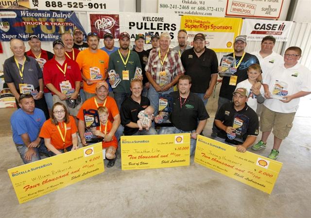 2013 SuperRigs winners.
