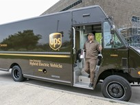 UPS Adding 200 Hybrid Delivery Trucks