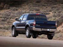 Toyota Begins Tacoma Truck Recall