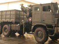 Tata Motors Receives Record Order From Indian Army