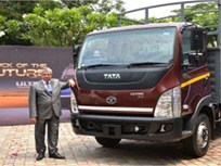 India's Tata Motors Launches ULTRA Trucks