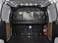Adrian Steel Offers Composite Van Partitions