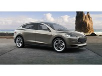 Tesla Model X on Pace for Late 2015 Launch
