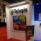 Telogis named Best Commercial Service Provider at Telematics 2015. Photo via Telogis' Facebook.