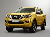 Nissan's New China SUV Based on Navara Pickup