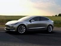 Tesla Model 3 Provides 215 EV Miles