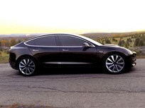 Tesla Model 3 Orders Rise to 325,000