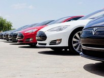 Tesla's Model 3 Line Will Include Sedan, Crossover