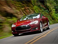 Tesla Model S Software Update Reduces Fire Risk