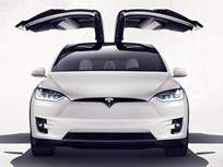 Tesla Recalls Model X SUVs for Seats