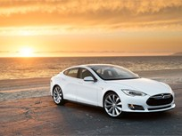 Tesla Model S Draws Record-Setting Safety Score