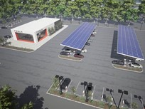Tesla Aggressively Expanding EV Charging Network