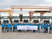 UD Trucks Deliver First Quester Units to Thailand