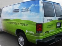 ThyssenKrupp Elevator Adds Hybrid Vans