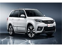 Chery Launches Two New SUVs in Russia