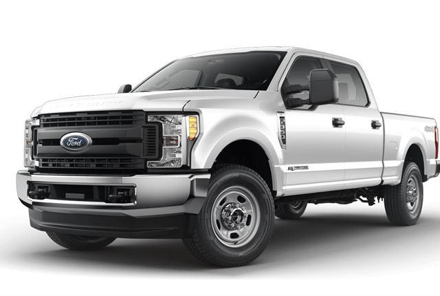 Ford Recalls F-Series Crew Cab Trucks for Seat Belts - Top News - Safety & Accident - Top News ...
