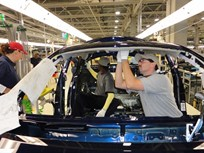 Toyota Begins Production of Corolla in Mississippi