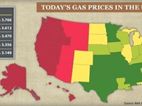 Gas Prices Still Predicted to Drop in November Following Hurricane Sandy