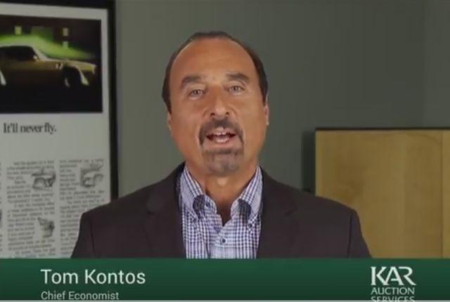 Screenshot of Tom Kontos