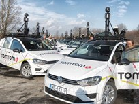TomTom Releases Maps for Driverless Cars