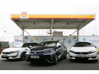 Shell Opens Retail Hydrogen Station in Calif.