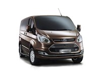 Ford Previews New Tourneo at Auto Shanghai