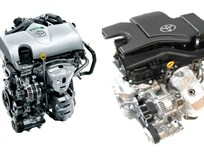 Toyota Improves Gasoline Efficiency with 2015 Engines