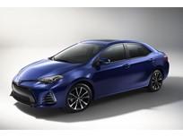 Toyota's 2017 Corolla Starts at $18,500