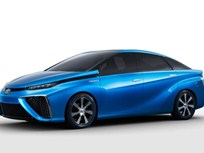 Toyota to Debut Concept Fuel Cell Vehicle In Jan.