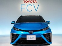 Toyota Fuel Cell Vehicle to Arrive in Late 2015