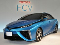 Toyota's Fuel Cell Sedan to Cost $70K