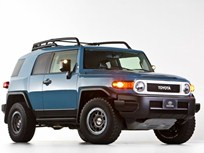 Toyota Drops FJ Cruiser After 2014