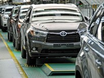 Toyota Expands Highlander Production