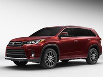 Toyota Highlander Refreshed for 2017