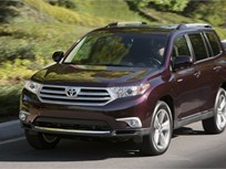 Toyota to Increase Highlander Output in Indiana