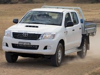 Toyota Introduces 4x4 Truck for Australian Mining Sector