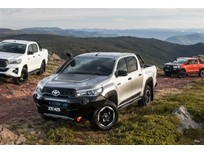 Toyota Launches Updated Hilux Models in Australia