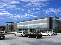 Toyota Expanding Mich. Technical Center