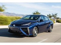 2017 Toyota Mirai Pricing Announced