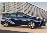 Toyota Hopes to Sell 5.5M Electrified Vehicles by 2030