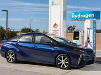 Toyota Mirai to Reach Calif. Dealers in October