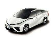 Toyota Expands Production of Mirai Fuel Cell Sedan