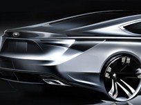 Toyota Plans Debut of New As Yet Unnamed Sedan at New York Auto Show