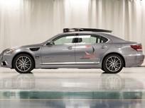 Toyota to Show Next-Gen Autonomous Research Vehicle
