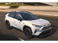 Toyota's 2019 RAV4 Adds Power, Hybrid Trim